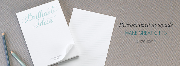 Stationery Site Section Banner